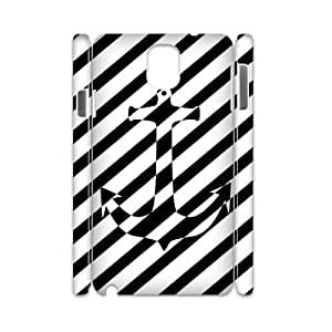 Sailor Anchor Custom 3D Cover Case for Samsung Galaxy Note 3 N9000,diy phone case ygtg575437