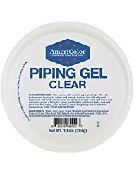 Americolor Premium Piping Gel, Clear, 10 ounce