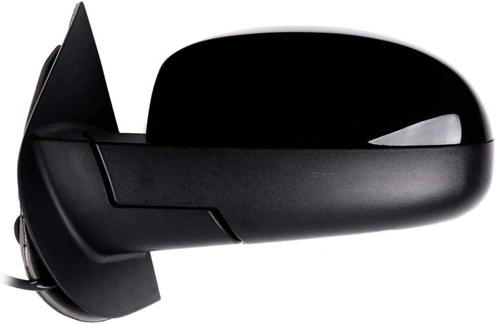 ANPART Side Mirrors Left Side and Right Side Compatible with 2007-2013 Chevy Avalanche Chevy Silverado Chevy Suburban Chevy Tahoe GMC Sierra GMC Yukon Power Adjustment Manual Folding Heating