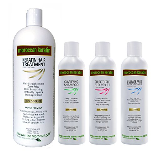 Moroccan Keratin Effective Brazilian Professional product image
