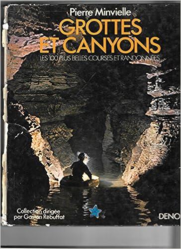 Lire GROTTES ET CANYONS - Les 100 plus belles courses et randonnées pdf, epub