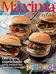 Revista Máxima Receitas - Um menu caprichado para arrasar em qualquer ocasião