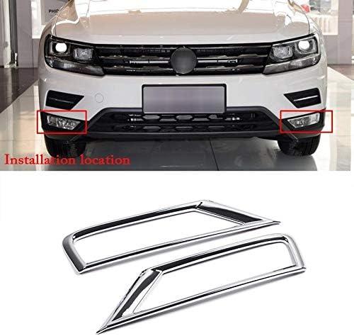 Ffz Parts Nebelscheinwerfer Blende Rahmen Passend Für Tiguan 2 Ad1 Auto