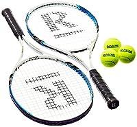 Ransome Sporting Goods Tennisschläger-Set für Erwachsene, 68,6 cm/27 Zoll,...