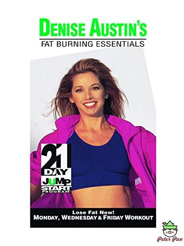Denise Austin: 21 Day Jump Start Program - Fat Burning Essentials by