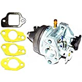 Honda GC160 General Purpose Engines Carburetor Assembly with Gaskets