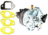 honda 190 engine - 16100-Z1A-802 GENUINE OEM Honda GC190 General Purpose Engines CARBURETOR ASSEMBLY with GASKETS