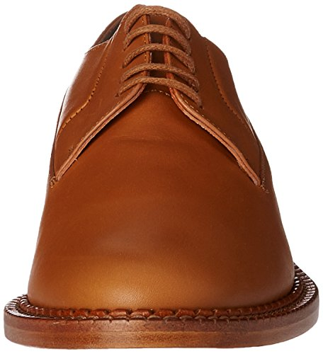 Mujer Cognac Clergerie Joc Robert Zapatos Marron 21 06tfq