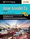 Anne Arundel County, Maryland Street Atlas