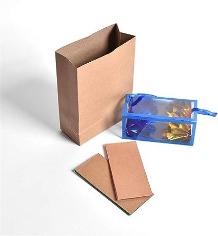13 x 6 x 6cm Magic Tricks Fun Super Mini Delux Paper Bag Appearing Flower Box