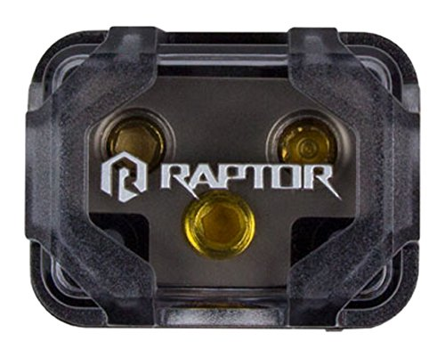 Raptor R5DB3 PRO SERIES - 2-Position Ground Distribution Block