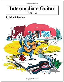 Intermediate Guitar - Book 3