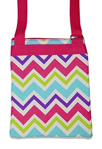 Chevron Ever Pink Crossbody Bag Moda nUqfP