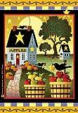 Apple Pickin' Garden Flag