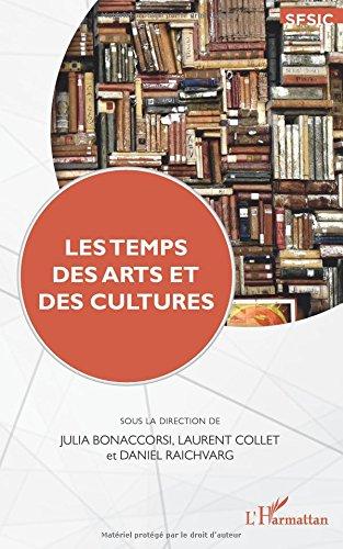 Download Les temps des arts et des cultures (French Edition) pdf epub