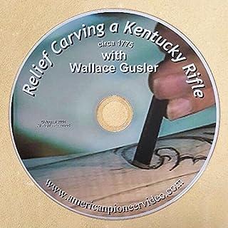 Relief Carving a Kentucky Rifle (Dvd) (B001J0CN46)   Amazon