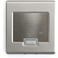 On-Q/Legrand Selective Call Door Unit, Brushed Stainless (IC5002-BS)