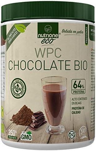 Nutrione - Proteína WPC - 350g - Chocolate: Amazon.es ...