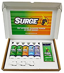 Surge Industrial Cleaner/Degreaser Sample Kit