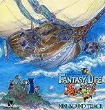 ファンタジーライフ 3DS 予約特典『ミニサウンドトラック/植松伸夫』【特典のみ】