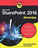 SharePoint 2016 For Dummies (Learning Made Easy)