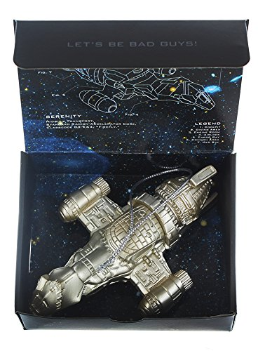 Serenity Firefly Christmas Ornament