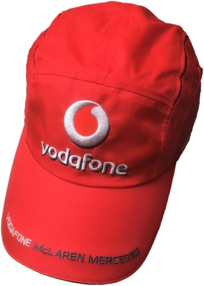 McLaren Vodafone Gorra del Equipo Mercedes 2007
