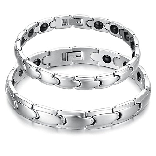 Feraco Titanium Magnetic Therapy Bracelet product image