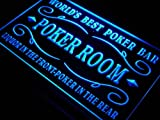 Best Poker Room Liquor Bar Beer LED Sign Neon Light Sign Display s143-b(c)