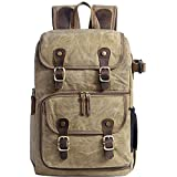 Travel Photography Backpack Waterproof Large Capacity Batik Backpack Outdoor Camera SLR Shoulder Bag