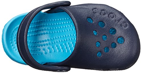 Sabots electric Electro Blue Crocs Bleu Mixte Enfant Kids navy q0wwB6dE