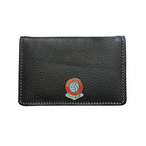 fan products of Scunthorpe United football club leather card holder wallet