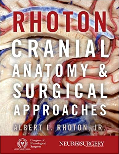 Rhoton's Cranial Anatomy and Surgical Approaches - Original PDF