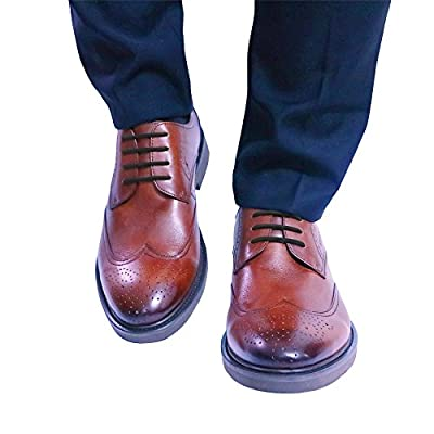 INMAKER No Tie Shoelaces for Dress Shoes, Elastic Oxford Shoelaces for Adults and Youth