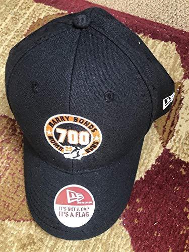Barry Bonds Baseball Cap Hat 700 Home Runs New Era