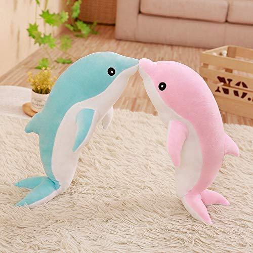 opciones a bajo precio Pareja ZYYJG ZYYJG ZYYJG Adornos creativos delfín Juguetes de Peluche muñecas muñecas Almohadas Parejas 30 cm 1 metro [con  marca famosa
