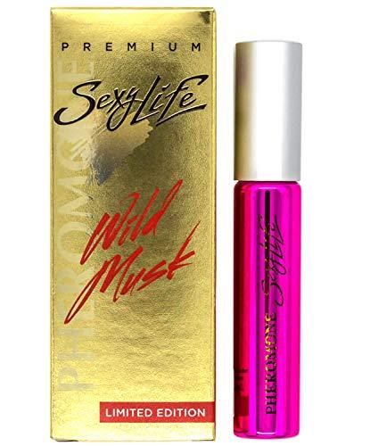 Pheromones to Attract Men - Premium Pheromone For Women Limited Edition (10ml oil base)