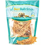 Best Bully Sticks Premium Chicken Jerky Dog Treats, All-Natural Slow-Cooked Whole Muscle Dog Treats, 8oz. Bag, Grain & Gluten Free