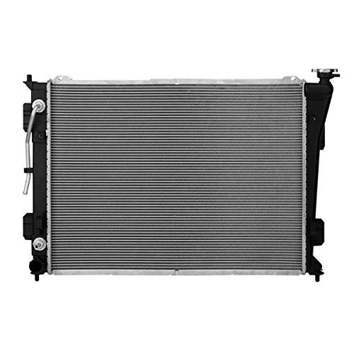 SCITOO Radiator 13191 for Kia Optima 2011-2013 Sonata 2012 2013 Hyundai Sonata 2015 Hyundai Azera 3.3L 2.4L 2011-2015 by Scitoo
