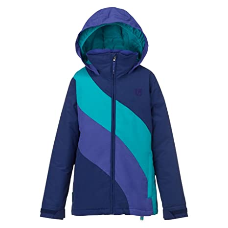 Burton Snowboard Niña Chaqueta rígida Jacket, niña, Snowboardjacke Hart Jacket, Spellbound Block