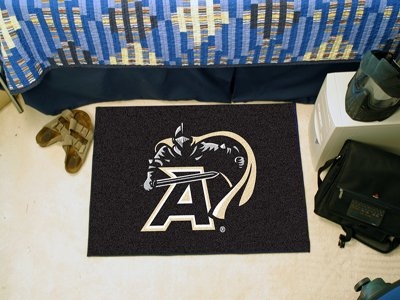 Rugs Military Starter Fanmats (Fanmats Home Indoor sports Team Logo Mat US Military Academy Starter Rug 20