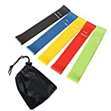 Bands for Basketball Resistance Bands Training Elastic Latex Gym Strength Training Rubber Yoga Bands for Stretching, Strength Training