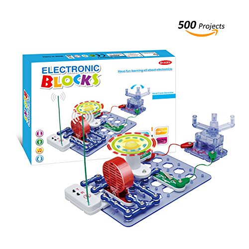 Bable Snap Circuits Electronics & Electricity Science Kits