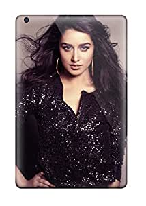 Gary L. Shore's Shop 8906928I39037107 New Tpu Hard Case Premium Ipad Mini Skin Case Cover(actress Shraddha Kapoor)