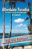 Affordable Paradise, H. Skip Thomsen, 0971918503