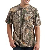 Carhartt Men's Big & Tall Short Sleeve T-Shirt Original Fit