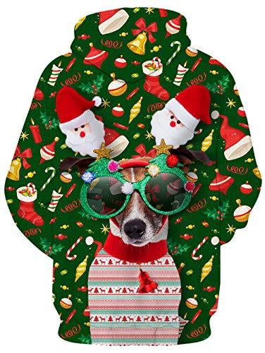 Et Veste Costume Top Cardigans En Bébé Noël Unisexe Tricot Nouveau Capuche Manteau À Manches Longues Filles Pour Garçons Pulls Chien né Funnycokid ZfFqwH