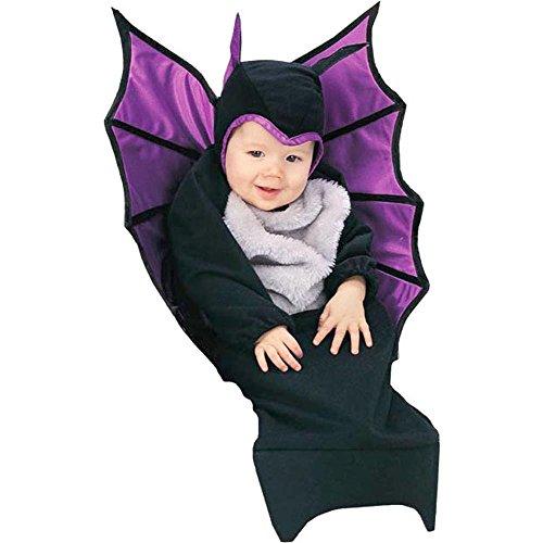 Wilton Baby-girls Newborn Bat Classic Halloween Costume
