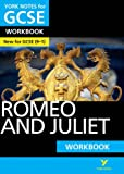 Romeo and Juliet: York Notes for GCSE Workbook: Grades 9-1