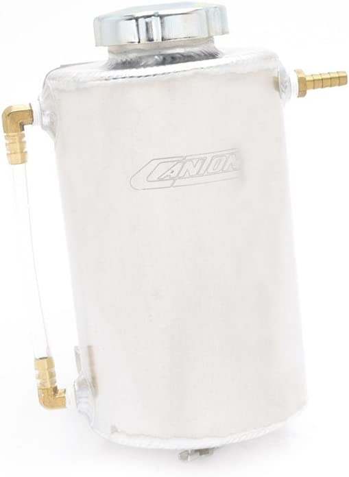 Canton 80-200C Aluminum Expansion Fill Tank Universal 1.75 Qt Chamfered Style